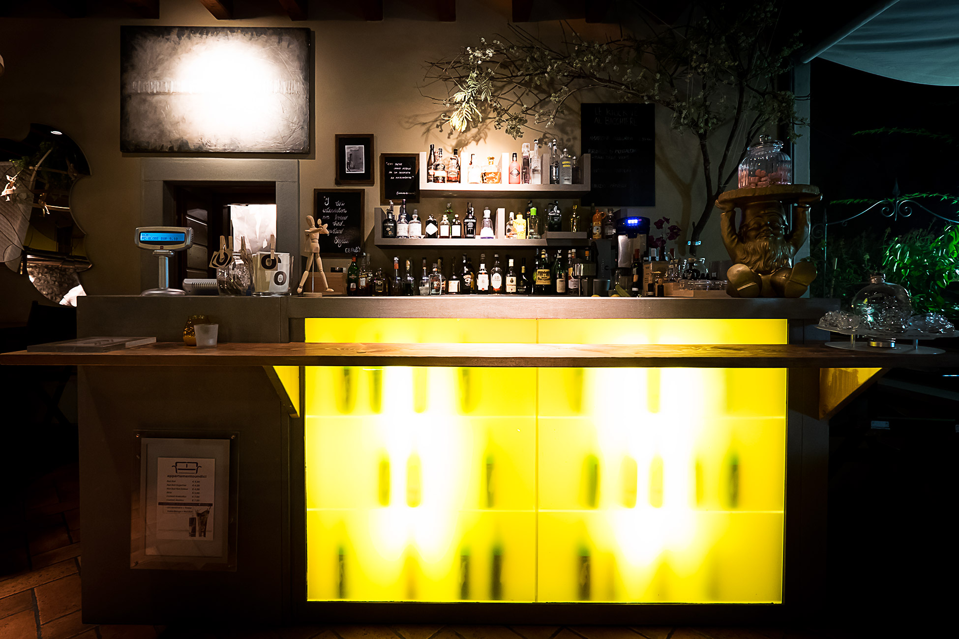 cocktails bar in franciacorta